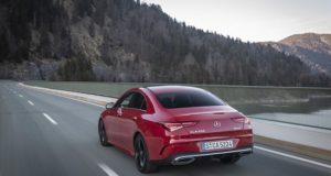 Der neue Mercedes-Benz CLA Coupé, München 2019The new Mercedes-Benz CLA Coupe, Munich 2019