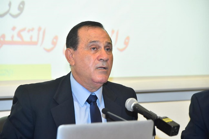 """الوزير حب الله:"""" الاعلام الذكيّ المنتج أداة لتحقيق قاعدة تشاركية تكاملية مع الصناعة"""""""