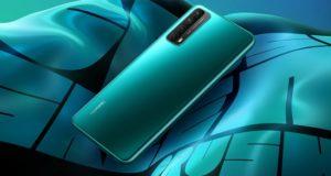 Huawei Y7a Green-