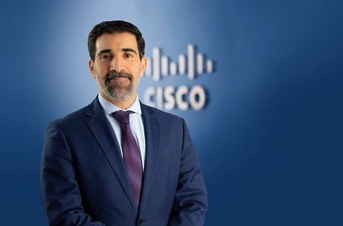 Osama Al-Zoubi, Cisco CTO for Middle East and Africa
