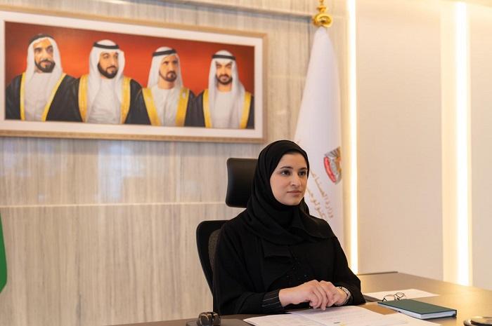 H.E Sarah Al Amiri