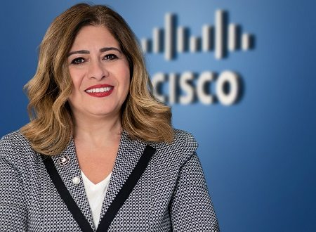 Reem Asaad, Vice President, Cisco Middle East & Africa